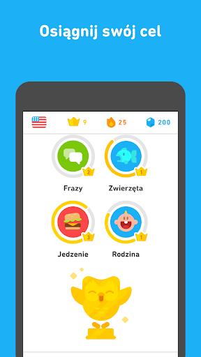 Angielski za darmo z Duolingo screenshot 5