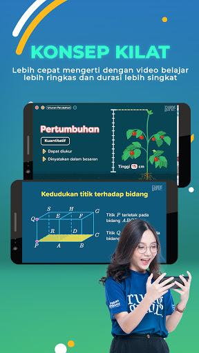 Ruangguru: Belajar & Bimbel Online SD SMP SMA UTBK screenshot 3