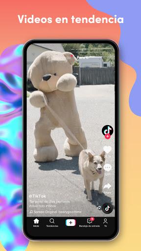 TikTok: Retos, Videos & Música screenshot 2