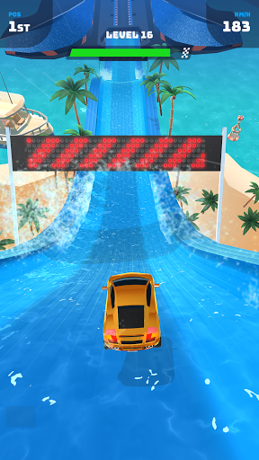 Race Master 3D - Carrera screenshot 3