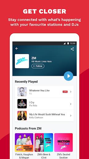 iHeartRadio - Free Music, Radio & Podcasts screenshot 5