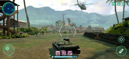 War Machines: Tank Army Game screenshot 6