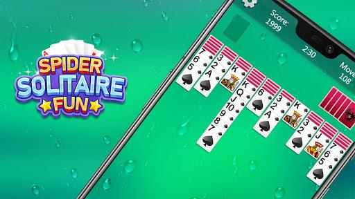 Spider Solitaire Fun screenshot 3