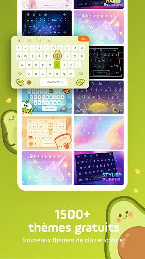 Clavier Facemoji Emoji:Clavier screenshot 3