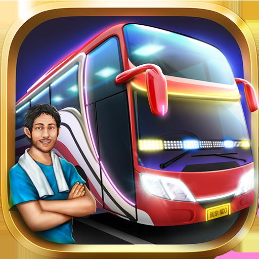 Bus Simulator Indonesia आइकन