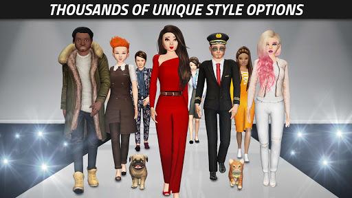 Avakin Life - 3D Virtual World स्क्रीनशॉट 5