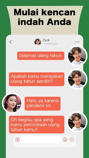 Tantan - Bertemu cowok tampan screenshot 5