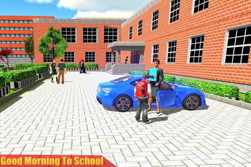 Virtual High School Teacher 3D screenshot 1