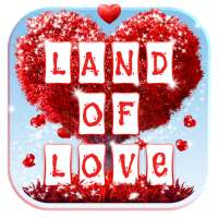 Land of Love Animated Keyboard + Live Wallpaper on 9Apps