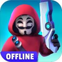 Heroes Strike Offline - MOBA và Battle Royale on 9Apps