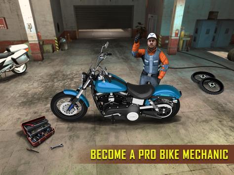 Sports Bike Mechanic Workshop screenshot 4