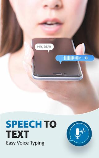 Speech To Text Converter - Voice Typing App screenshot 1