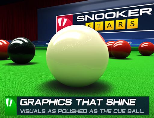 Snooker Stars - 3D Online Sports Game screenshot 9