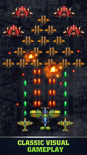1945 Air Force: Airplane games screenshot 3
