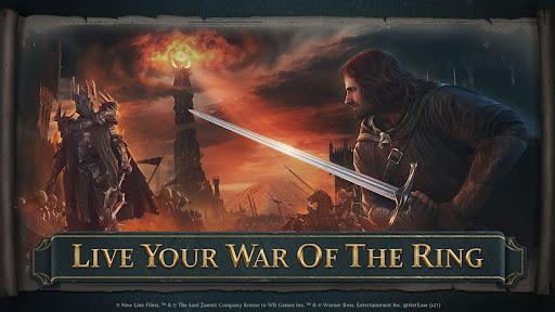 The Lord of the Rings: War screenshot 3