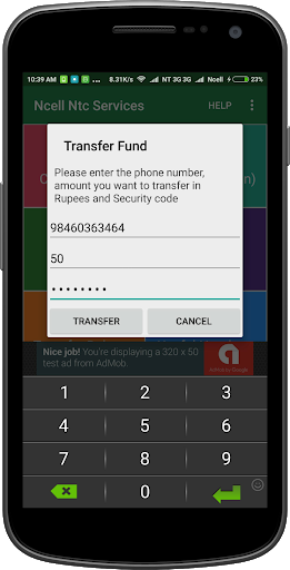 Recharge Card Scanner for NTC and Ncell Users screenshot 4