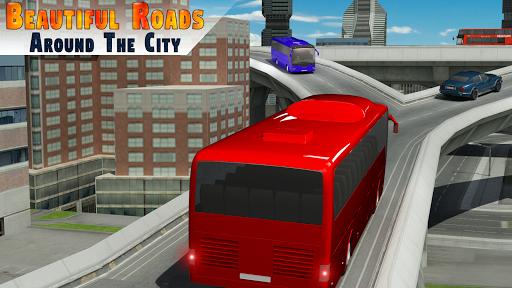 City Bus Simulator 3D - Addictive Bus Driving game स्क्रीनशॉट 3