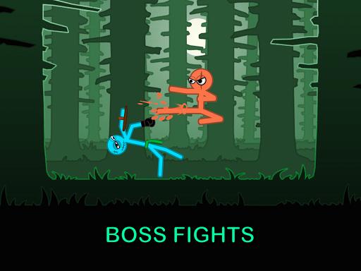 Slapstick Fighter - Stickman Ragdoll Fighting Game screenshot 8