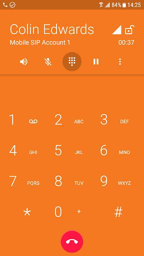 Zoiper IAX SIP VOIP Softphone screenshot 6