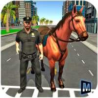 Atlı polis at kovalamaca 3D on 9Apps