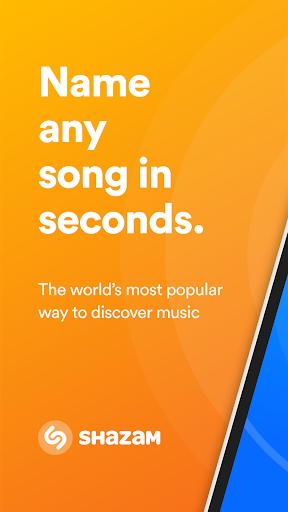 Shazam: Discover songs & lyrics in seconds screenshot 1