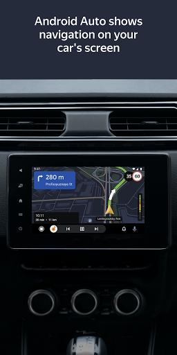 Yandex.Navigator screenshot 1