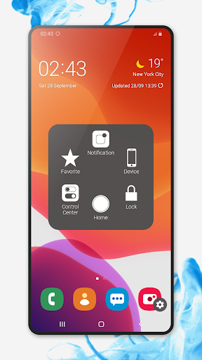 Assistive Touch pour Android screenshot 1