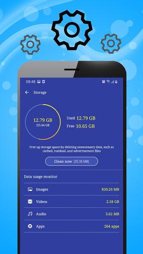 Wifi, 5G, 4G, 3G, 2G - Đo tốc độ mạng và Dữ liệu screenshot 6