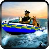 Power Boat Transporter: Police on 9Apps