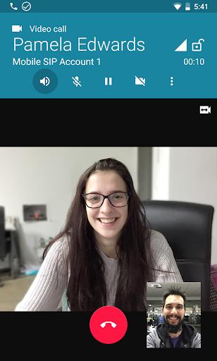 Zoiper IAX SIP VOIP Softphone screenshot 5
