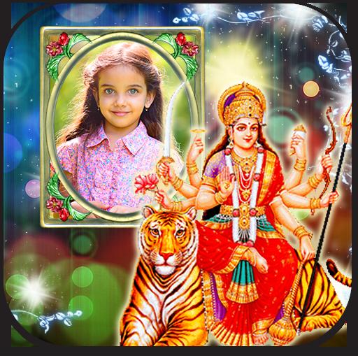 Durga Maa Photo Frames أيقونة