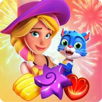 Crafty Candy – Petualangan Cocokkan 3 on 9Apps