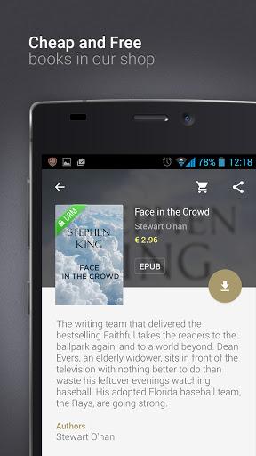 eReader Prestigio: Okuyucu screenshot 7