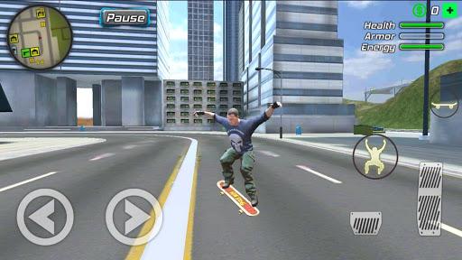 Grand Action Simulator - New York Car Gang screenshot 2