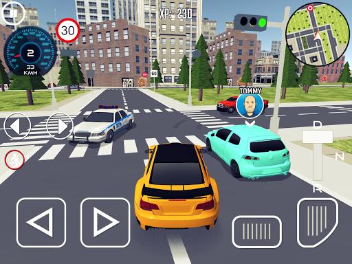 Driving School 3D Simulator screenshot 10