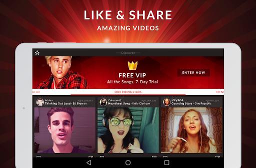 StarMaker Lite: Singing & Music & Karaoke app screenshot 11