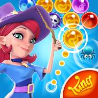 Bubble Witch 2 Saga on 9Apps