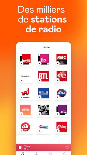 Deezer : musique, podcasts & playlists screenshot 8