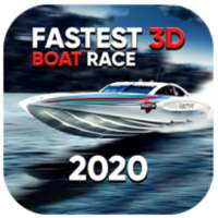 Fastest 3D Boat Race 2021-Boat Racing game on 9Apps