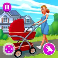 Mother Simulator: Happy Virtual Family Life on 9Apps