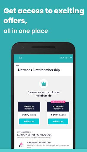Netmeds - India's Trusted Online Pharmacy App screenshot 6