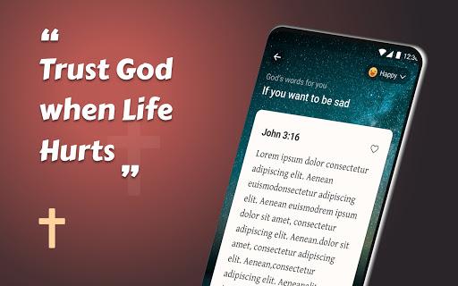 King James Bible (KJV) - Free Bible Verses   Audio скриншот 3