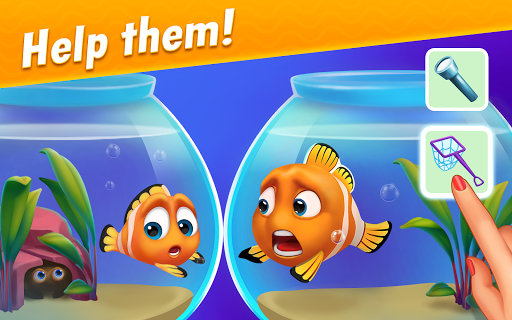 Fishdom screenshot 1