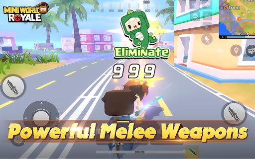 Mini World Royale screenshot 8