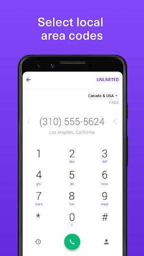 TextNow: Free US Calls & Texts скриншот 3