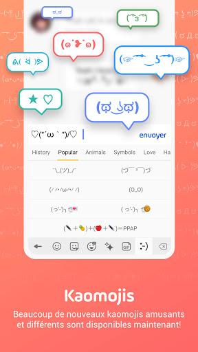 Clavier Facemoji Emoji:Clavier screenshot 6