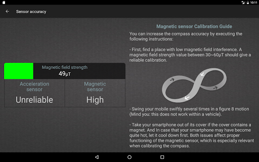 Compass Level & GPS screenshot 17