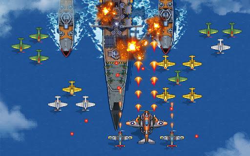 1945 Air Force: Airplane games screenshot 14