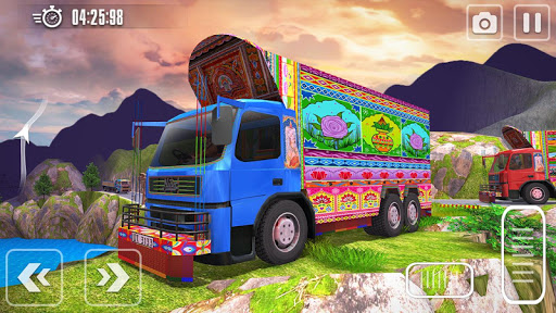 Indian Cargo Truck Driver 2021 screenshot 3