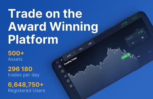 IQ Option – Online Investing Platform screenshot 2